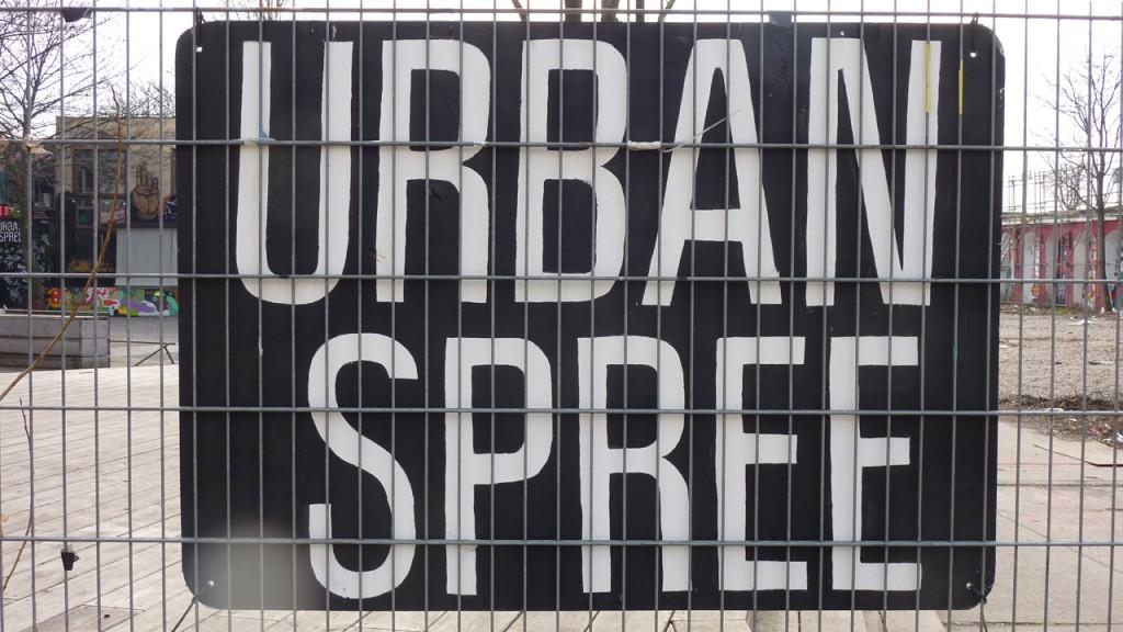 Das Kunsthaus Urban Spree in Friedrichshain