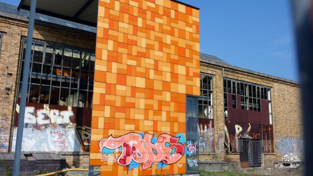 Berlin Oberschöneweide - Das neue Kiki Blofeld - Bild 1