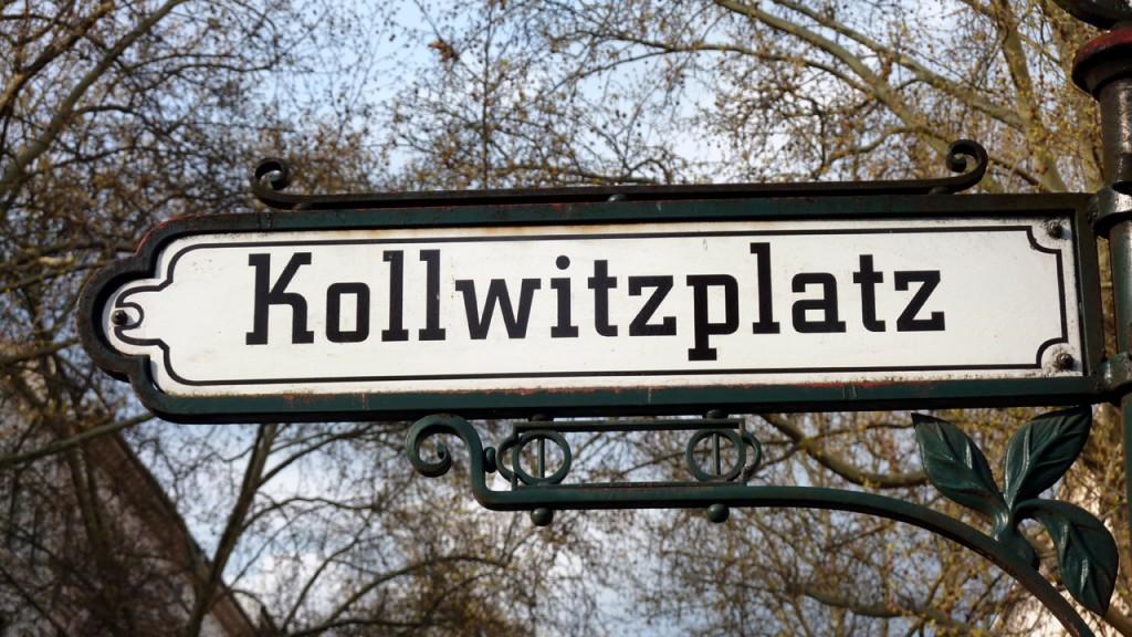 Berlin Prenzlauer Berg - Sanierungserhaltungsgebiet Kollwitzplatz - Bild 1