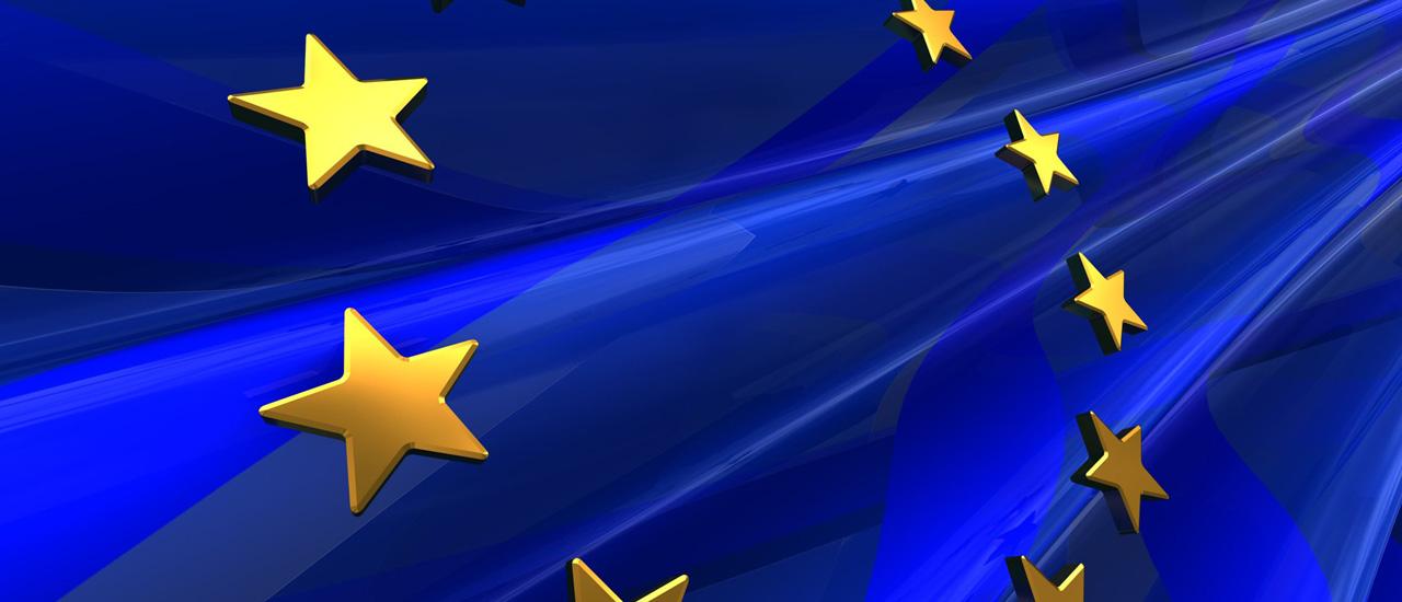 Die Europäische Union (EU) ist ein Staatenverbund mit heute 28 Mitgliedstaaten in Europa.