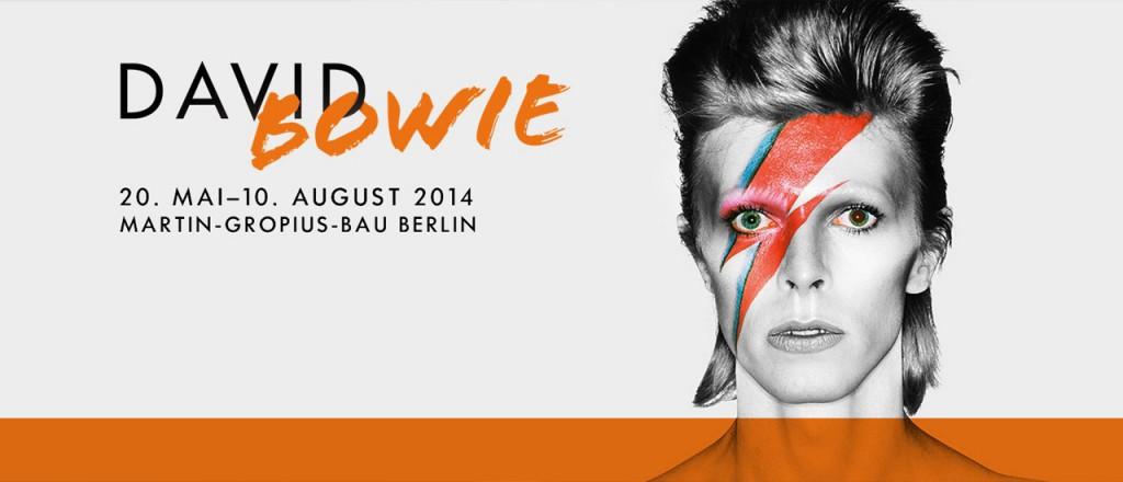 David Bowie - Ausstellung in Berlin, Martin Gropius Bau