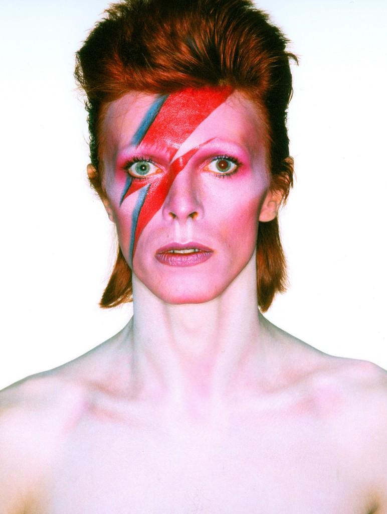 David Bowie: Bbrian Duffy Aladdin Sane - Foto Duffy ©Duffy Archive & The David Bowie Archive