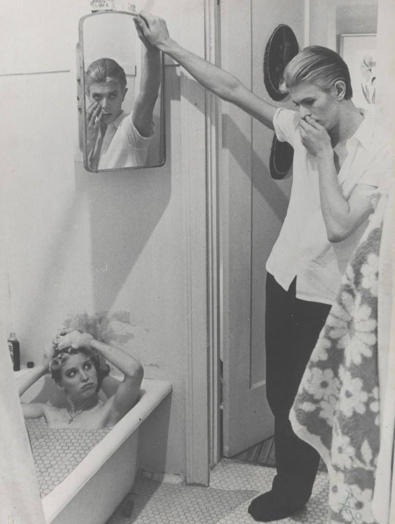 David Bowie: Photo Collage - Foto The David Bowie Archive, Film Stills ©STUDIOCANAL Films Ltd. Image