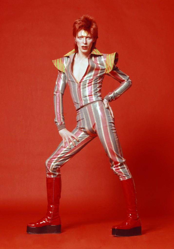David Bowie: Sukita 25 - Foto Sukita ©Sukita / The David Bowie Archive