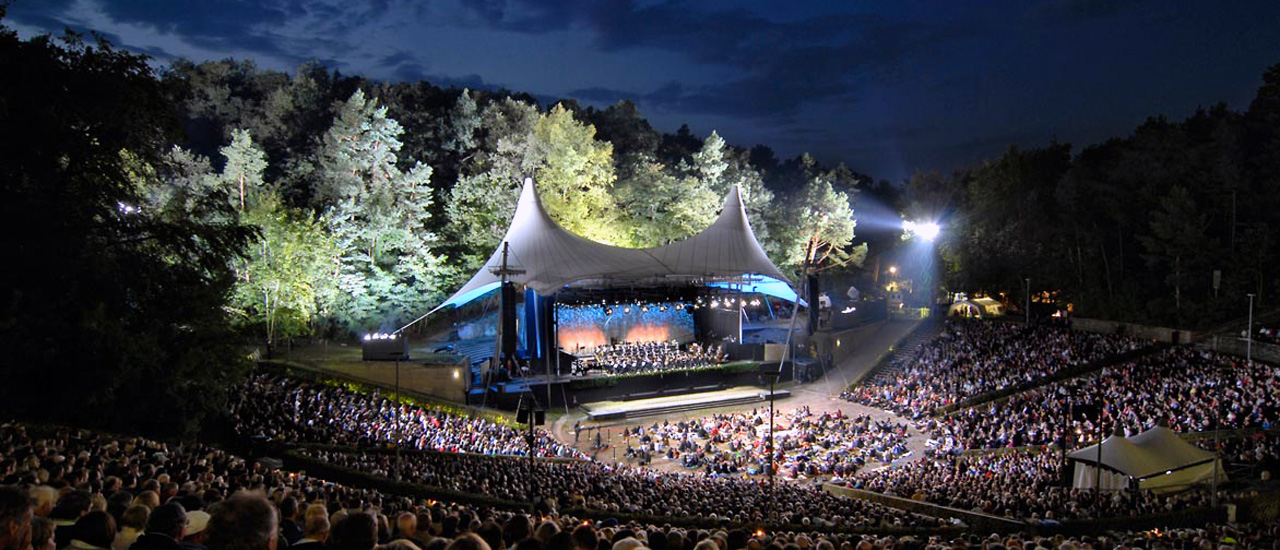 Klassik Open Air Berlin 2014 in der Waldbühne