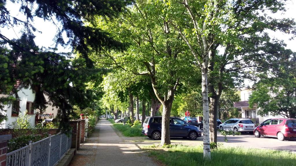 Berlin Mariendorf ist ein idyllischer Stadtteil von Berlin.