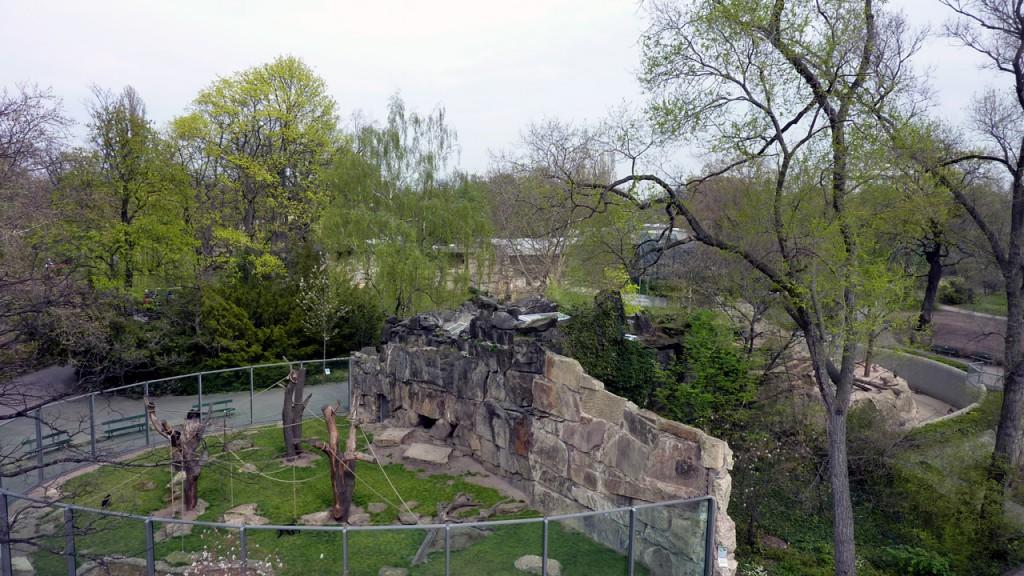 Bikini Haus Berlin am Zoo - Aussicht Galerie