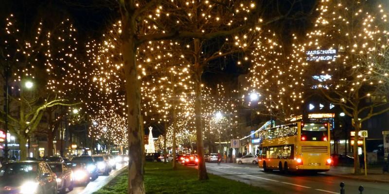 Weihnachten in Berlin: Früher war mehr Lametta