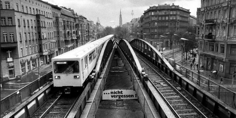 U2: Promis in der Berliner U-Bahn
