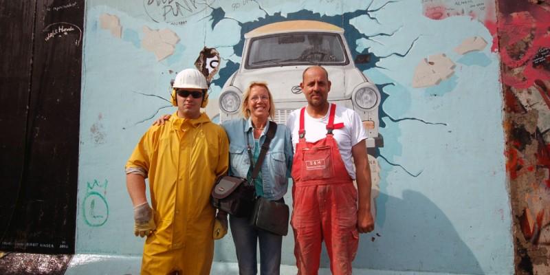 Berlin East Side Gallery – Der Film