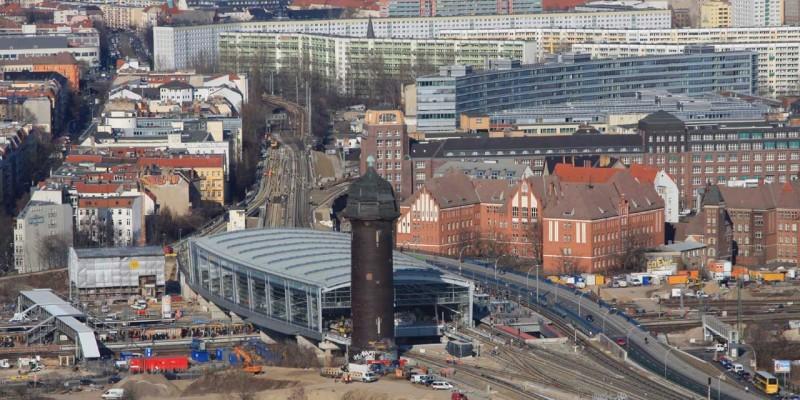 Die Jugendherberge Ostkreuz eröffnet 2016