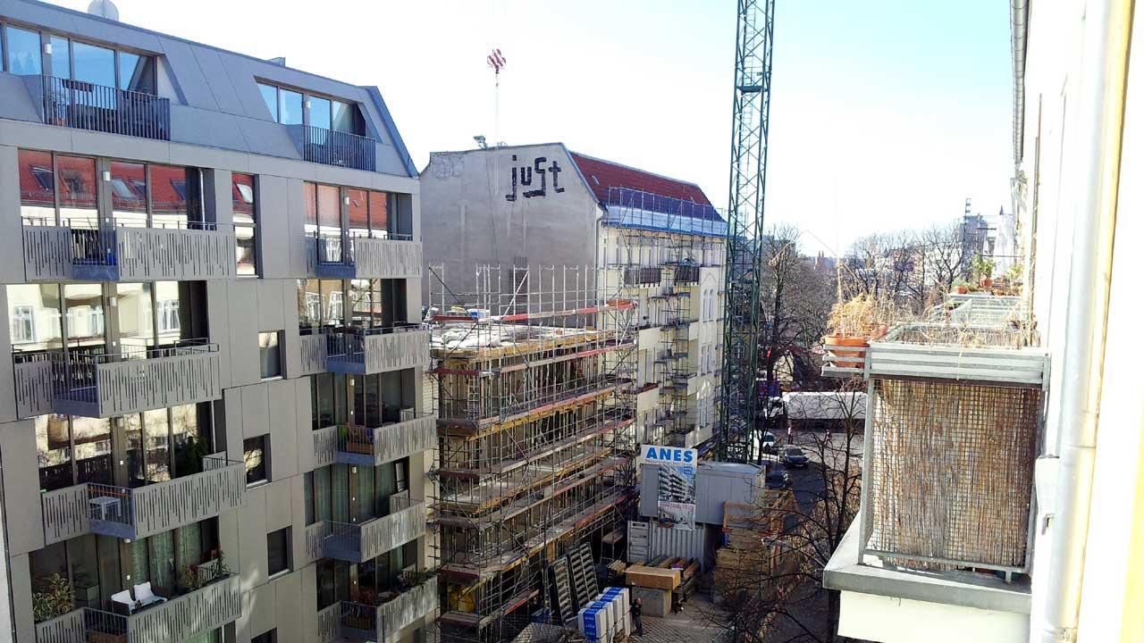Bezahlbarer Wohnraum in Berlin wird zur Mangelware
