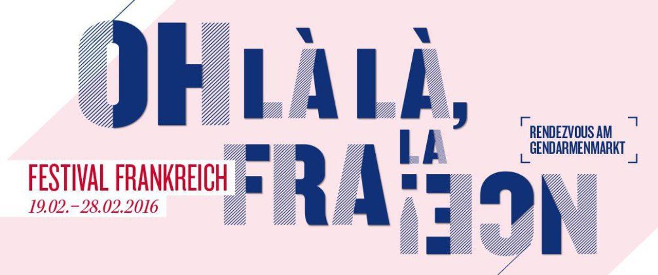 Frankreich Festival - Flyer
