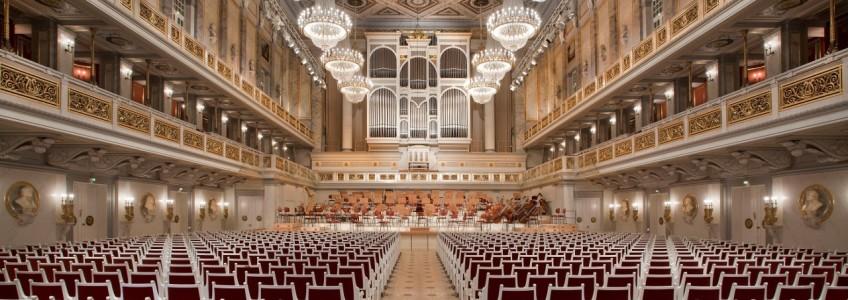 Großer Saal des Konzerthauses Berlin am Gendarmenmarkt